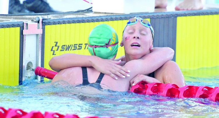 Tuggle Delighted With Gold Win