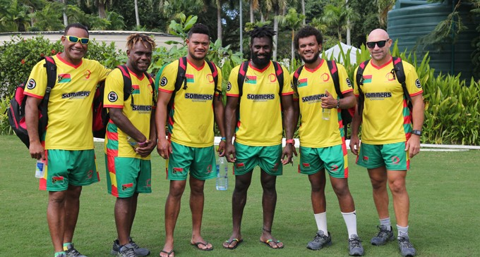 Bring On Fiji, Says Deitz
