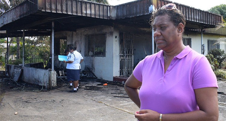 Taxi Operator Loses Home To Fire