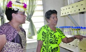 Rabi Women Seek New Markets For Banaban Virgin Coconut Oil