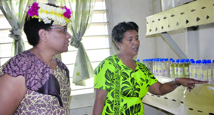 Rabi Women Seek New Markets For Banaban Virgin Coconut Oil