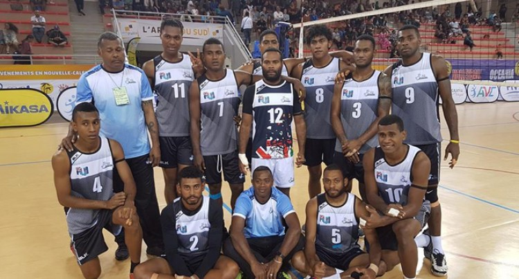 Fiji Men's Volleyball 'Create History'