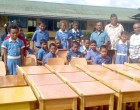 Ex-Waiqele Primary Students Help School With Furniture