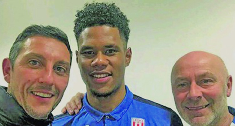 Stoke City Defender For Fiji