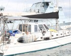 NZ Yacht, Crew Safe At Fijian Navy base