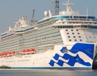 $760m Majestic Princess Visits Fiji