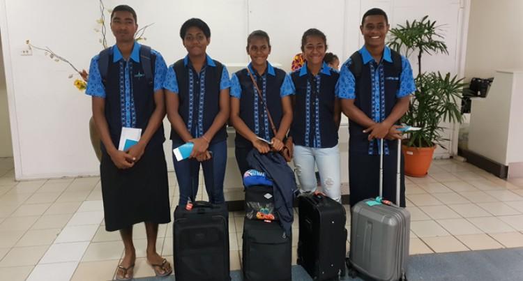Basketball Fiji Exposes U18 Players