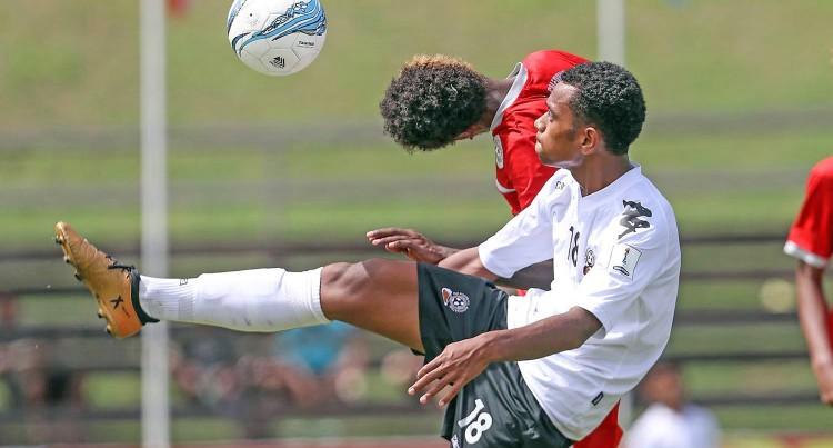 Fijian U16 Keep Low Profile