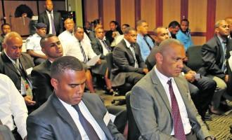 Resolve to Combat Drug Woes Impresses Agency