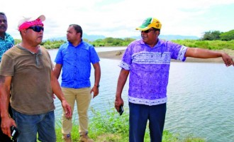 Reddy Suggests Relocation For Nadi Villagers Long Term