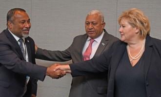 PM Bainimarama Tells UN, No More Division In Fiji