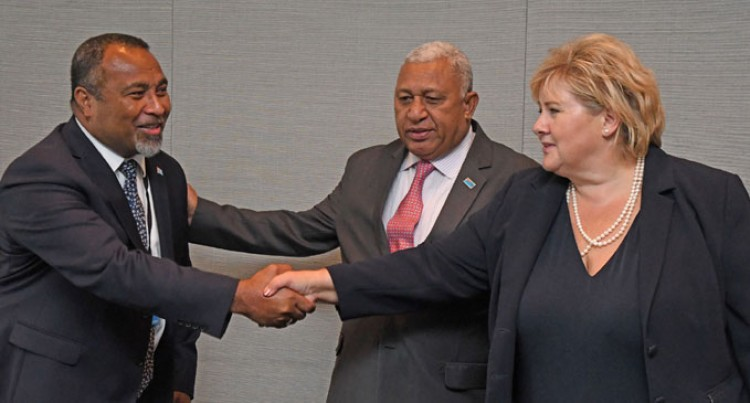 PM Bainimarama Tells UN, No More Division In Fiji