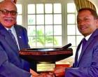 New UN Rep Meets Fiji's President
