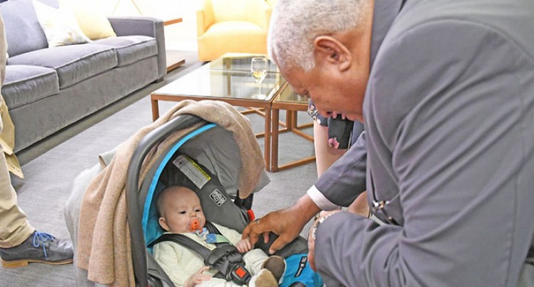 PM Bainimarama Defends Ardern And Her Baby Girl