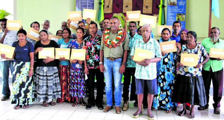 Days Of Living In Fear Over For Labourer