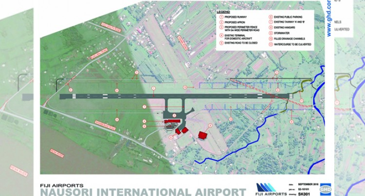 Nausori Airport Runway Transformation To Begin