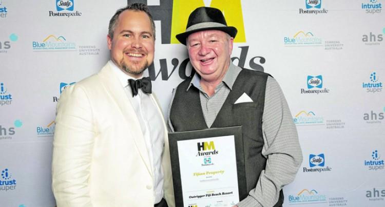 Outrigger Fiji Beach Resort Scores Two Awards