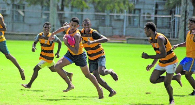 Team Nausori Combined crowned Under-15 champions