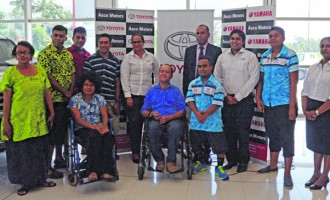 $30K Boost For Paralympics