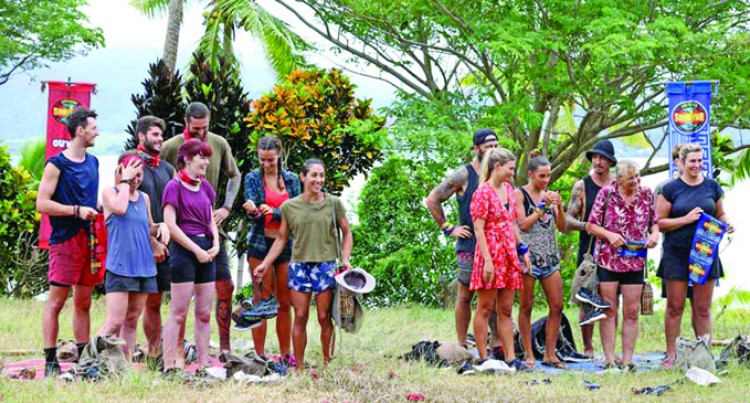 Survivor Series Shot in Savusavu a Huge Success