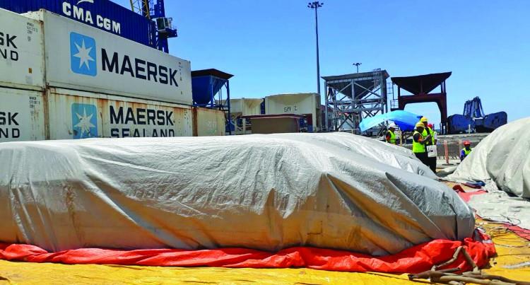 BAF Vigilant on Pests, Diseases Control at Ports of Entry