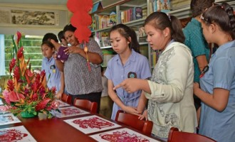 China Library Hands Over 6000 Books, 20,000 Ebooks