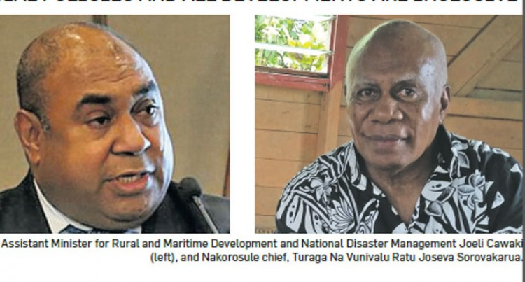 We Want FijiFirst Government Back, Says Nakorosule Chief