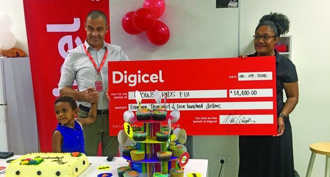 Grateful Mums Praise WOWS Kids Fiji Works