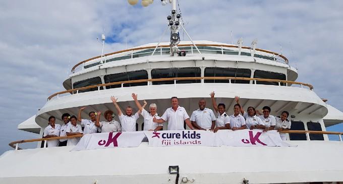 Partnership Helps Save Fijian Children