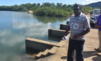 Reddy Highlights Solutions For Flooding in Sabeto, Nasoso