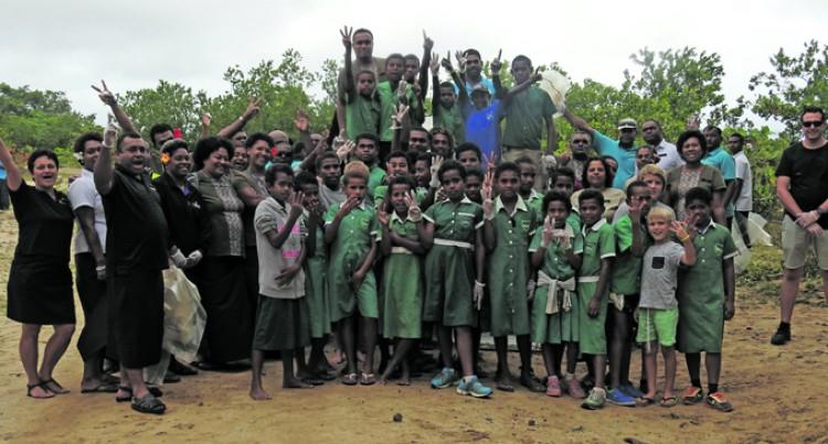 Resort Ropes In Schools For 'Go-Green' Journey