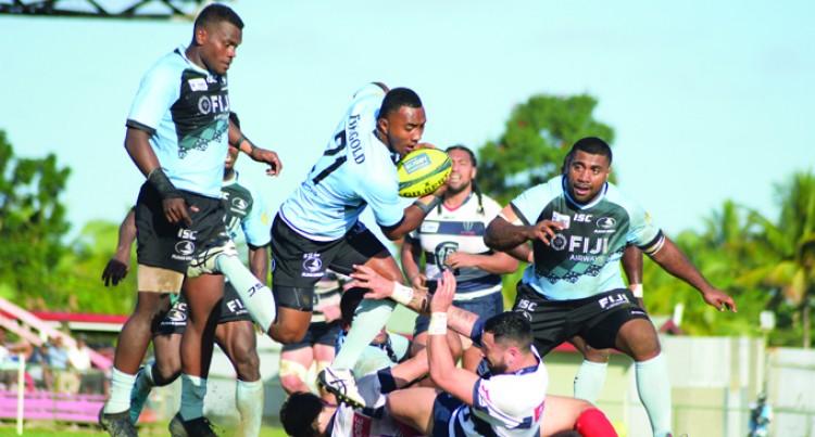 Toolan Rates Fijian Drua