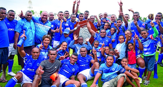 Police Keep Escott Shield