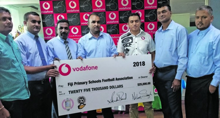 Vodafone Injects 25K In Schools' IDC