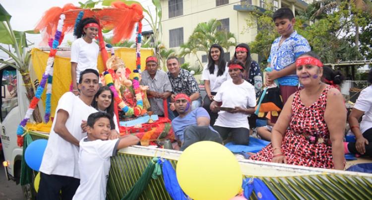 1000 Plus Devotees Celebrate Joyful Ganesh Chaturthi