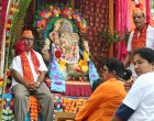 Hindu devotees mark birth of Lord Ganesh
