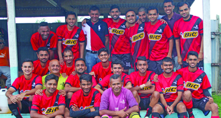 Champs On Track To Retain Title