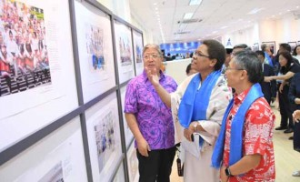 Vuniwaqa Praises  China For Friendship