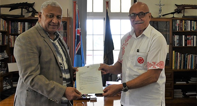 President of the Republic of Fiji dissolves Parliament