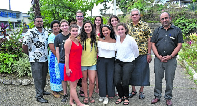 International Student Cherishes Fijian Experience