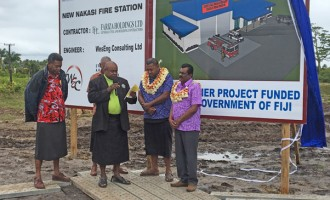 Nakasi Will Have Fire Station