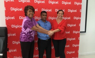 Digicel Signs Up For Music Event