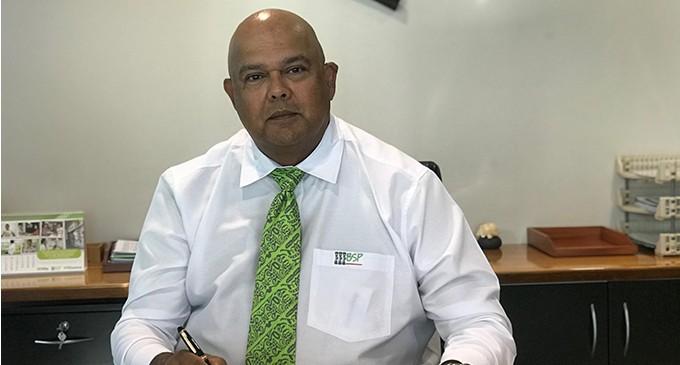 Haroon Ali, The New Boss At BSP Fiji