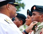 101 Officer Cadets Undergo Intensive Training Over The Next 11 Months