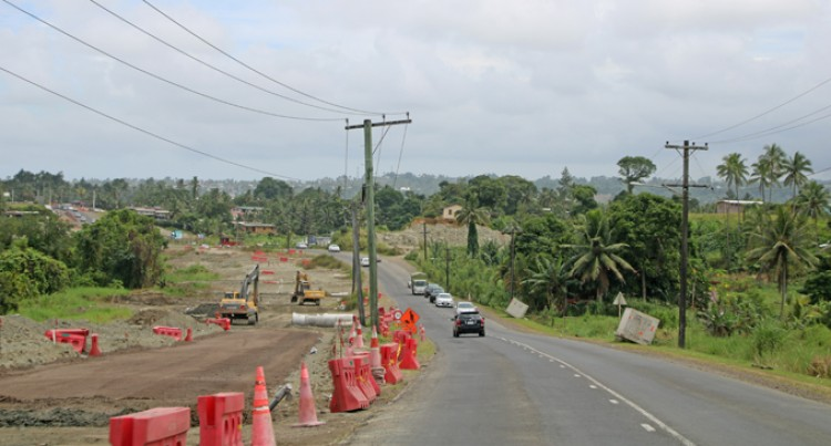 Night Work Begins From Nakasi To Nausori