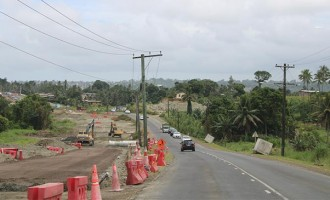 Fiji Roads advises on more works  Nakasi-Nausori