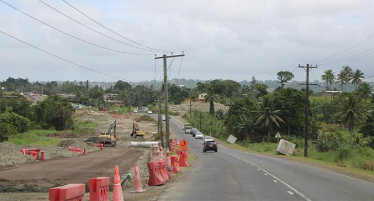 Fiji Roads advises on more works  Nakasi-Nausori