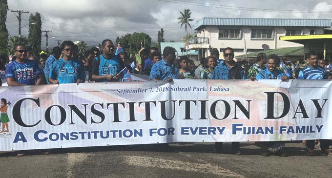 Constitution Day Celebrations Kick Off In Labasa