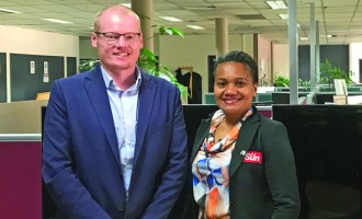 Canberra Times Impressed By Fiji Sun Circulation