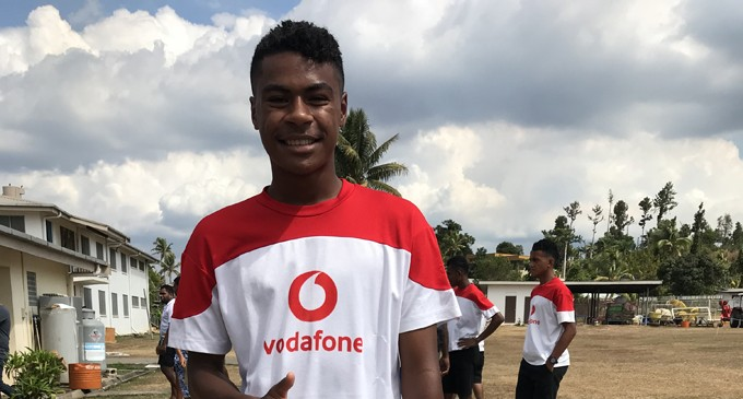 Tearful Hussain Wants To Do Fiji Proud